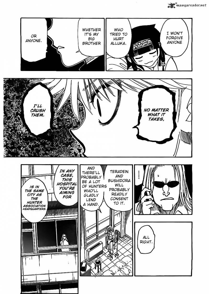 Hunter X Hunter Chapter 328  Online Free Manga Read Image 17