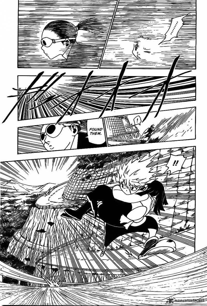 Hunter X Hunter Chapter 328  Online Free Manga Read Image 5