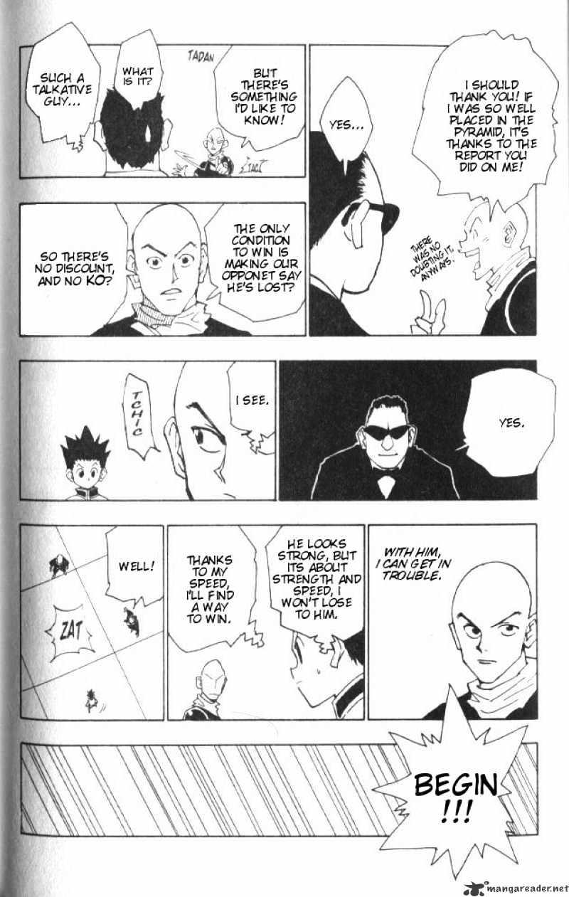 Hunter X Hunter Chapter 33  Online Free Manga Read Image 11