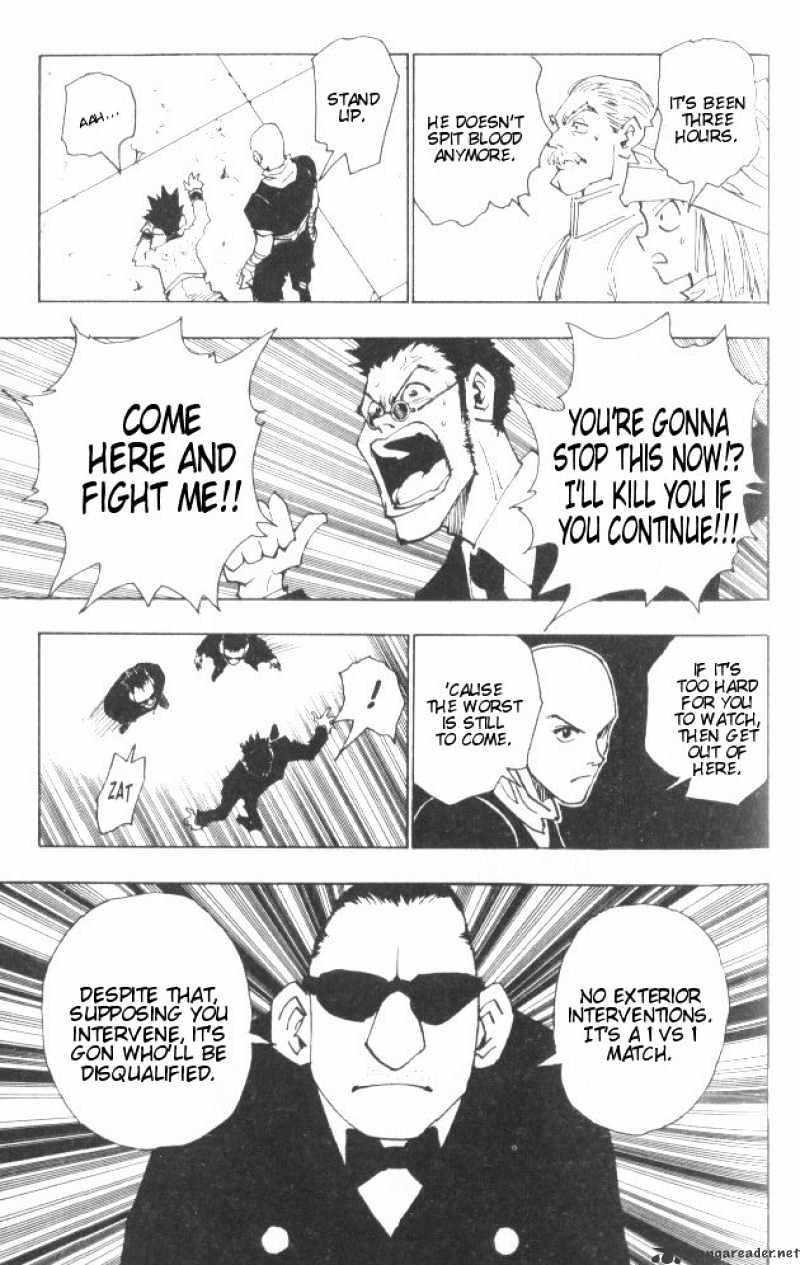 Hunter X Hunter Chapter 33  Online Free Manga Read Image 18