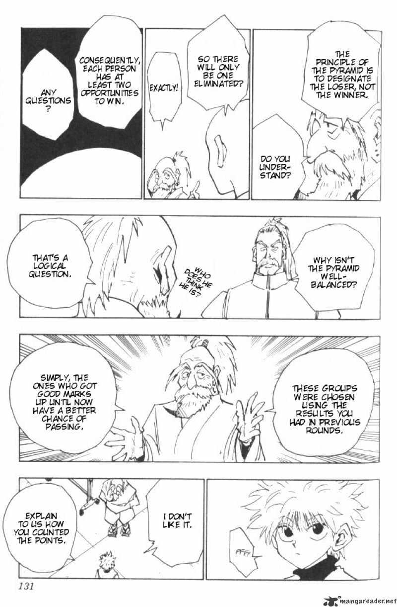 Hunter X Hunter Chapter 33  Online Free Manga Read Image 6