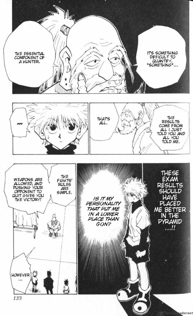 Hunter X Hunter Chapter 33  Online Free Manga Read Image 8