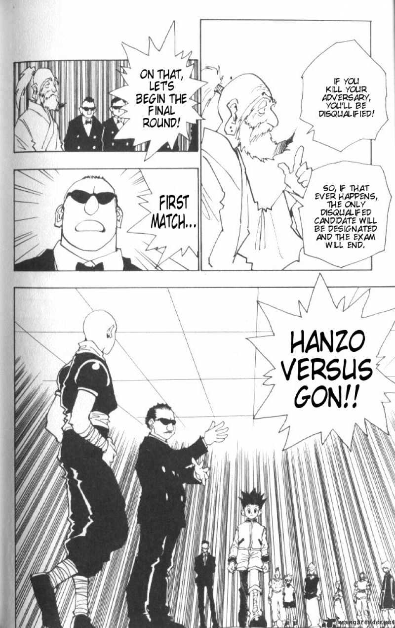 Hunter X Hunter Chapter 33  Online Free Manga Read Image 9