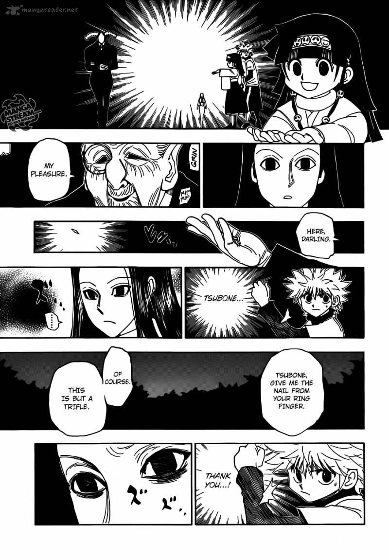 Hunter X Hunter Chapter 330  Online Free Manga Read Image 6