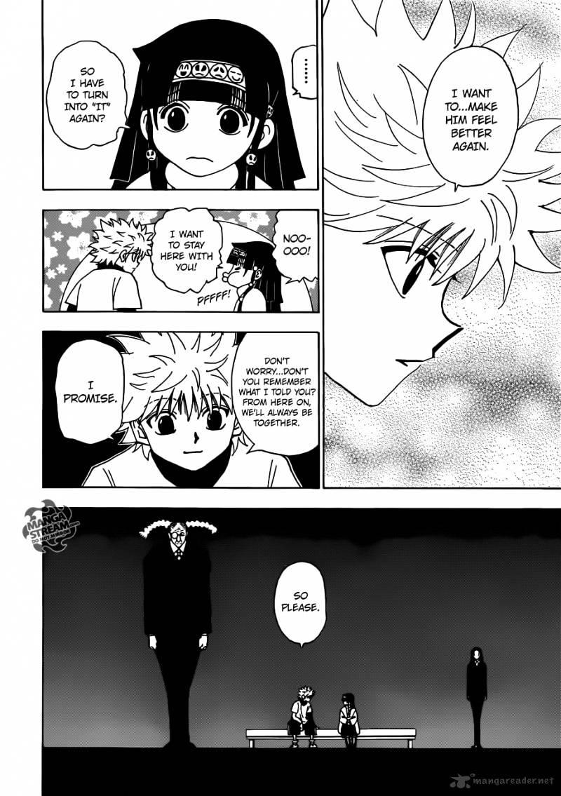 Hunter X Hunter Chapter 332  Online Free Manga Read Image 10