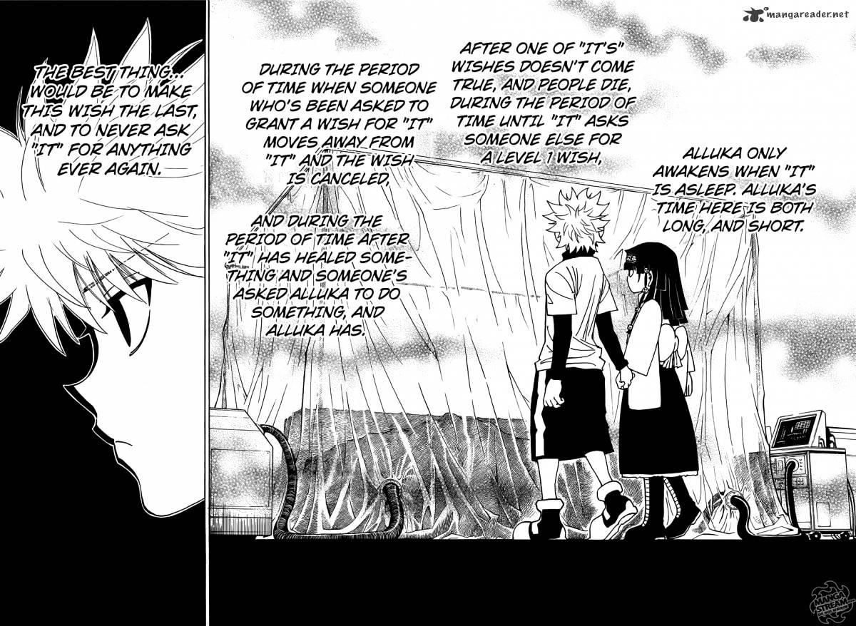 Hunter X Hunter Chapter 332  Online Free Manga Read Image 12