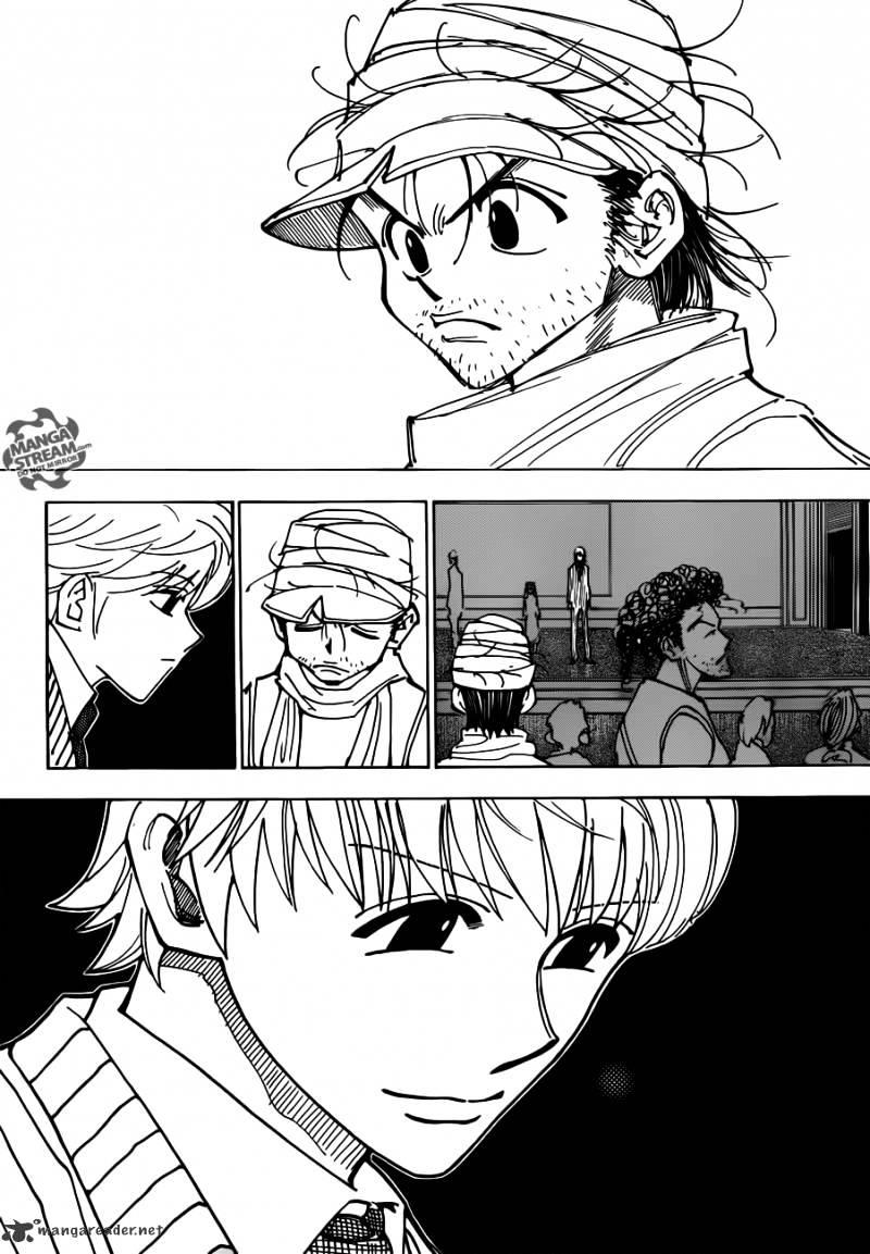 Hunter X Hunter Chapter 333  Online Free Manga Read Image 17