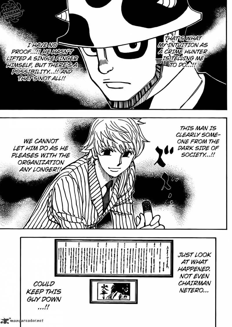 Hunter X Hunter Chapter 333  Online Free Manga Read Image 7