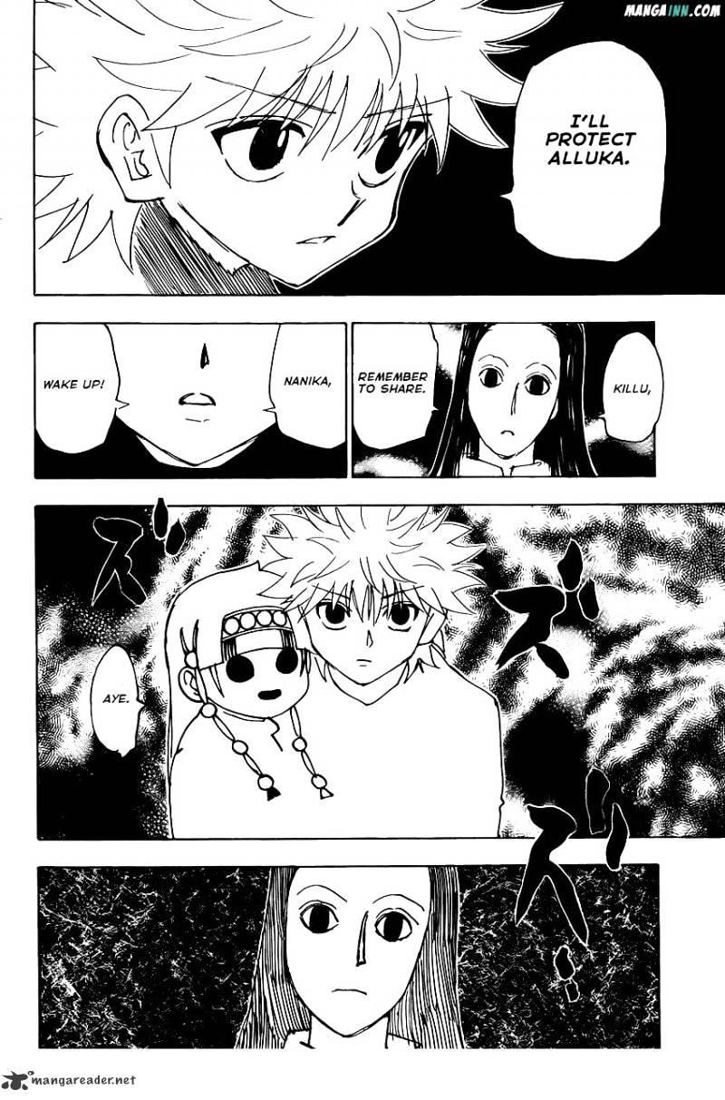 Hunter X Hunter Chapter 336  Online Free Manga Read Image 6