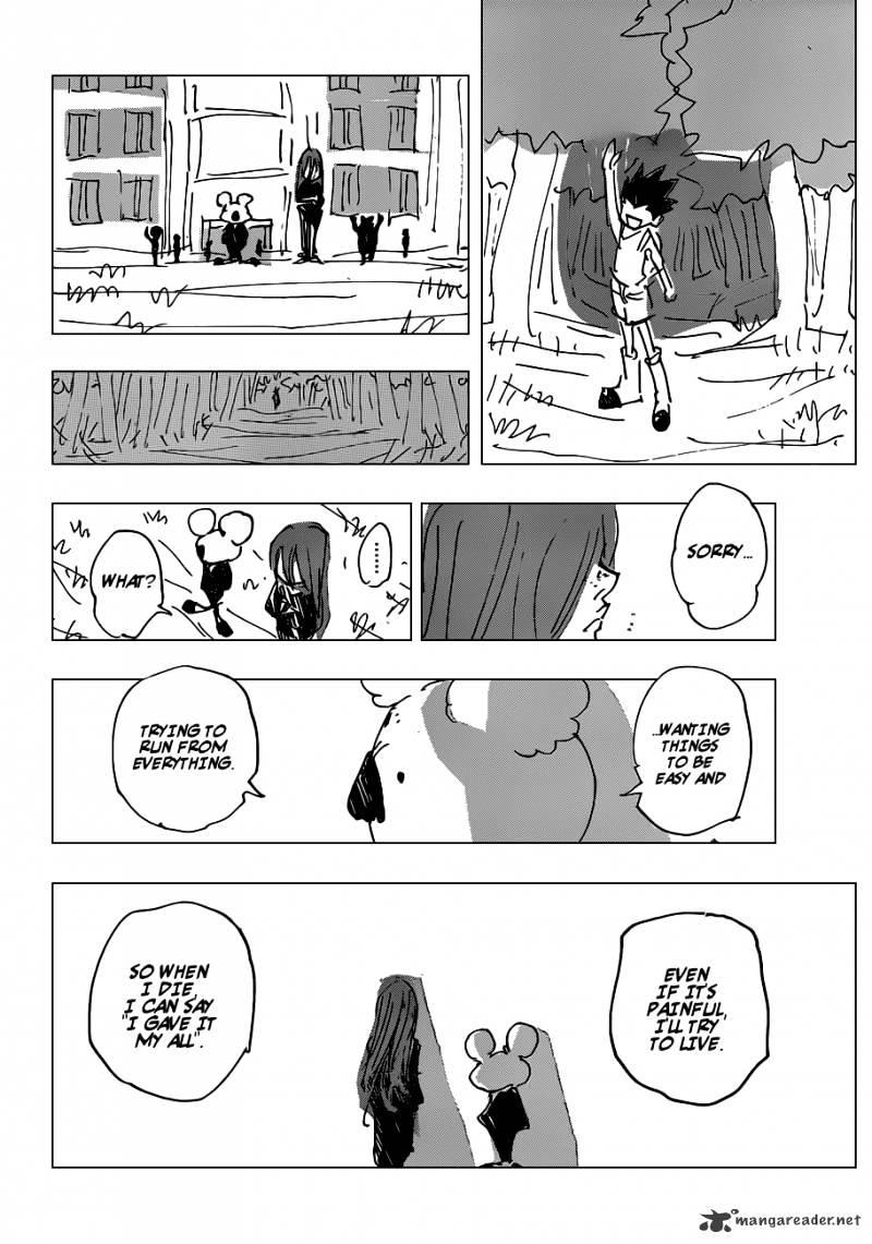 Hunter X Hunter Chapter 337  Online Free Manga Read Image 19