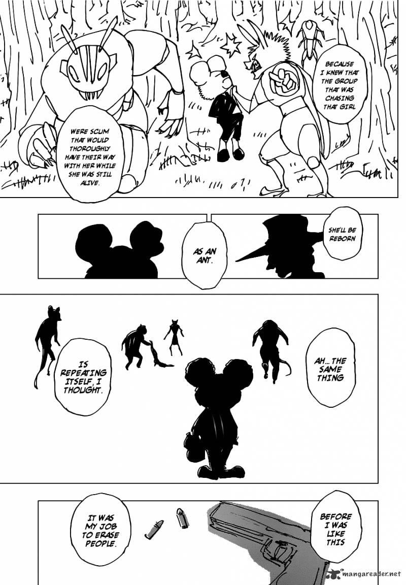 Hunter X Hunter Chapter 337  Online Free Manga Read Image 4
