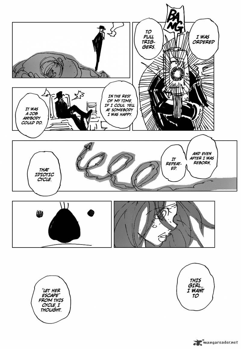 Hunter X Hunter Chapter 337  Online Free Manga Read Image 5