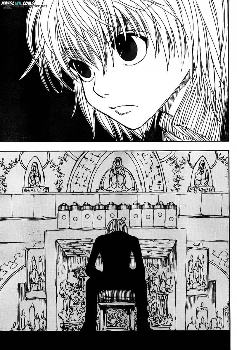 Hunter X Hunter Chapter 339  Online Free Manga Read Image 13