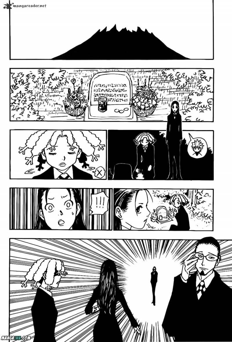 Hunter X Hunter Chapter 339  Online Free Manga Read Image 14