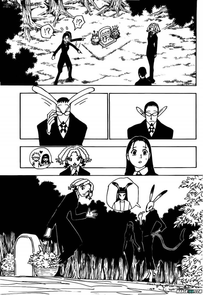 Hunter X Hunter Chapter 339  Online Free Manga Read Image 15