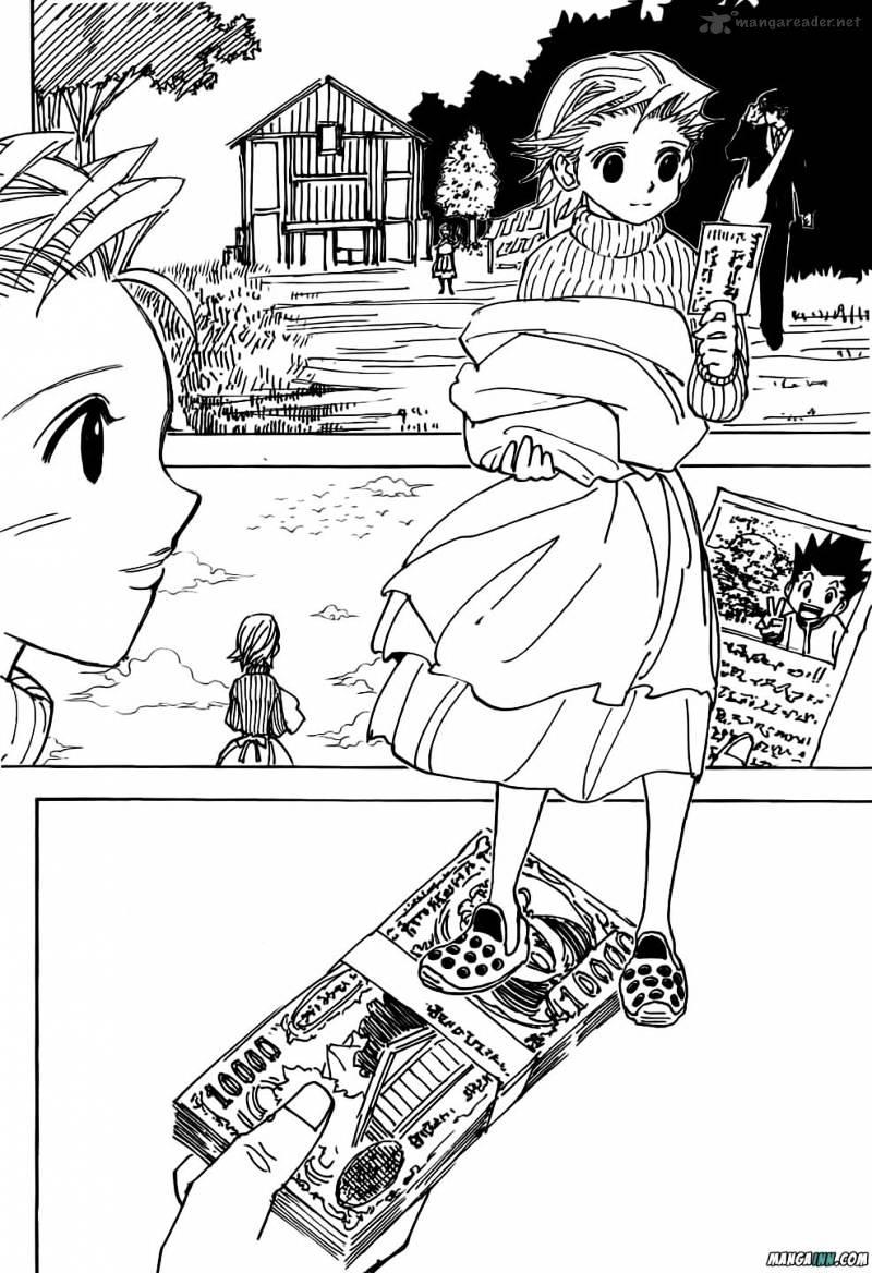 Hunter X Hunter Chapter 339  Online Free Manga Read Image 4