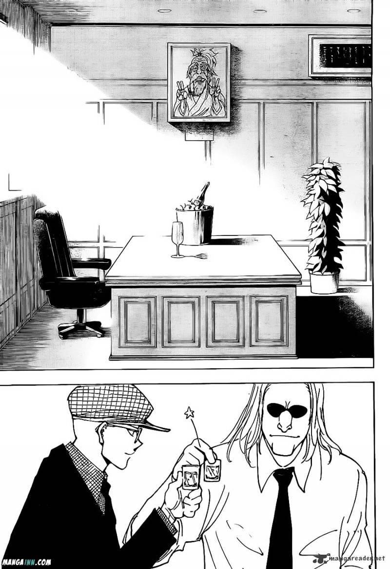 Hunter X Hunter Chapter 339  Online Free Manga Read Image 7