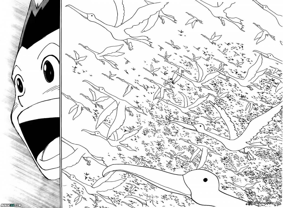 Hunter X Hunter Chapter 339  Online Free Manga Read Image 8