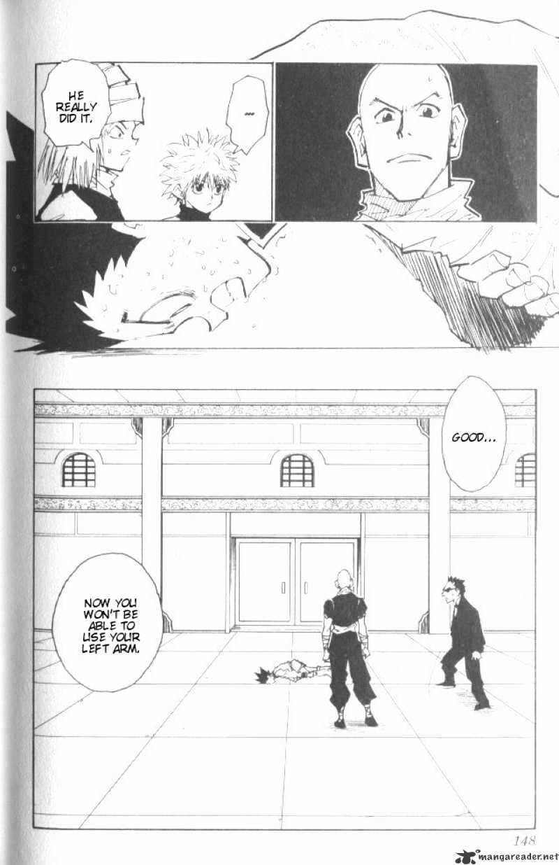 Hunter X Hunter Chapter 34  Online Free Manga Read Image 3