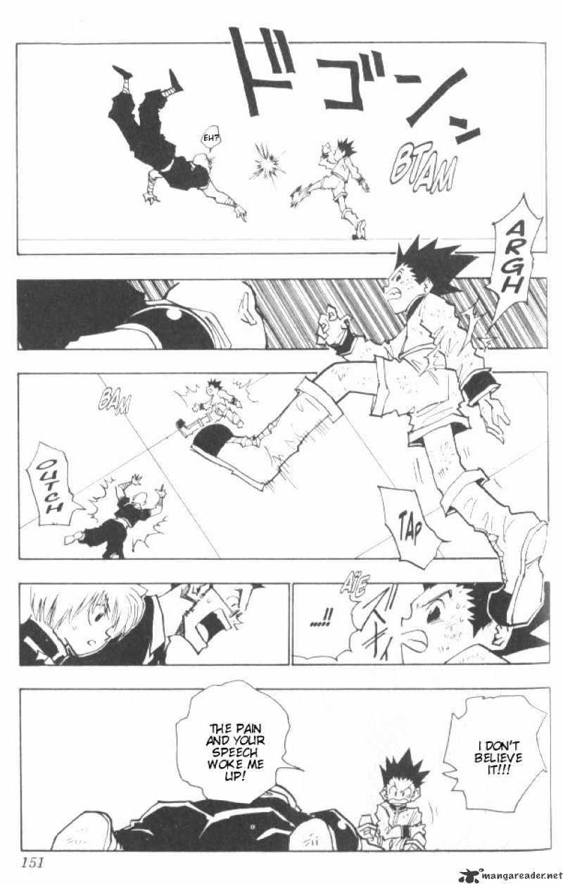 Hunter X Hunter Chapter 34  Online Free Manga Read Image 6