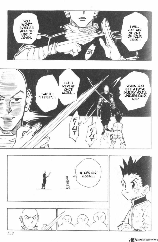 Hunter X Hunter Chapter 34  Online Free Manga Read Image 8