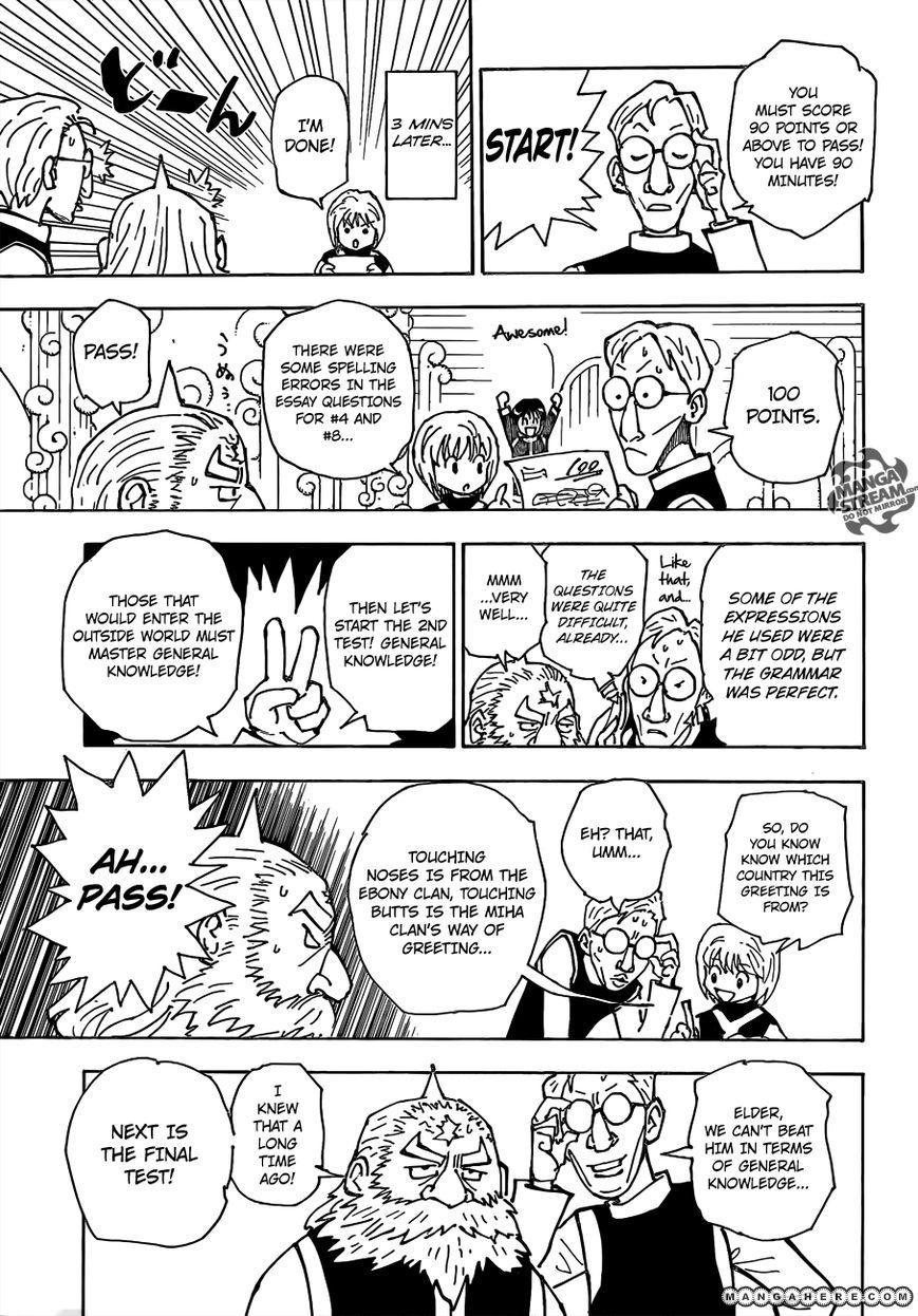 Hunter X Hunter Chapter 340.5  Online Free Manga Read Image 23