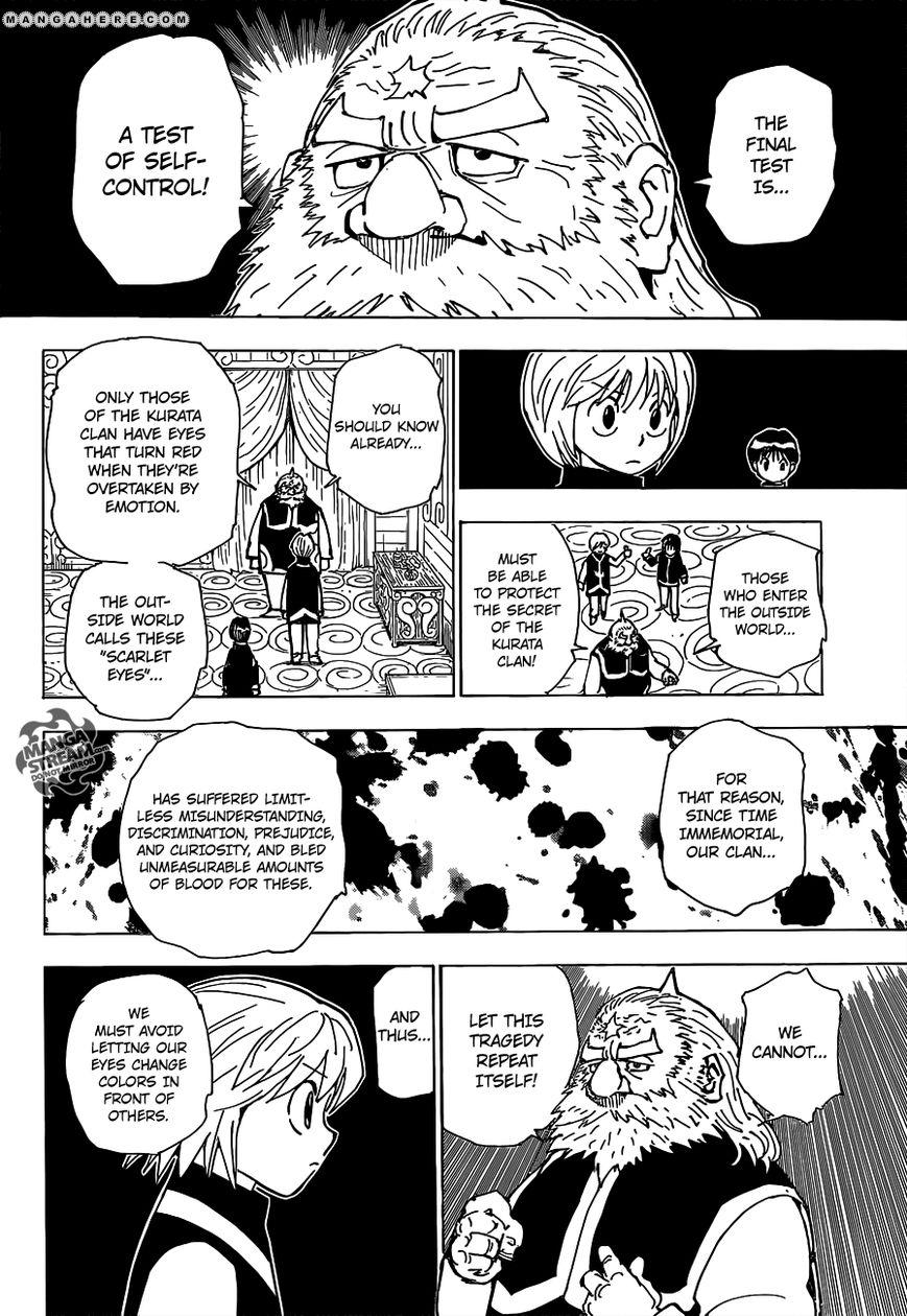 Hunter X Hunter Chapter 340.5  Online Free Manga Read Image 24