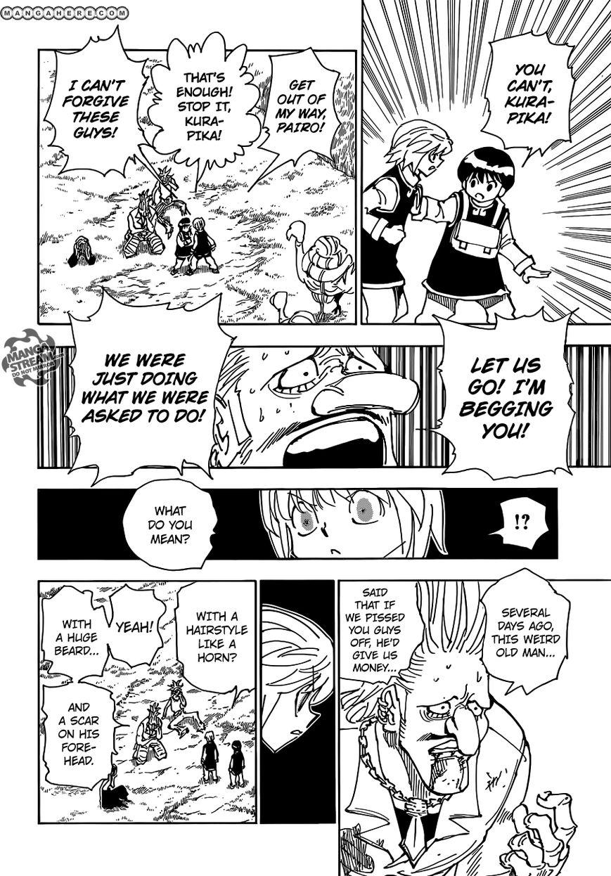 Hunter X Hunter Chapter 340.6  Online Free Manga Read Image 21