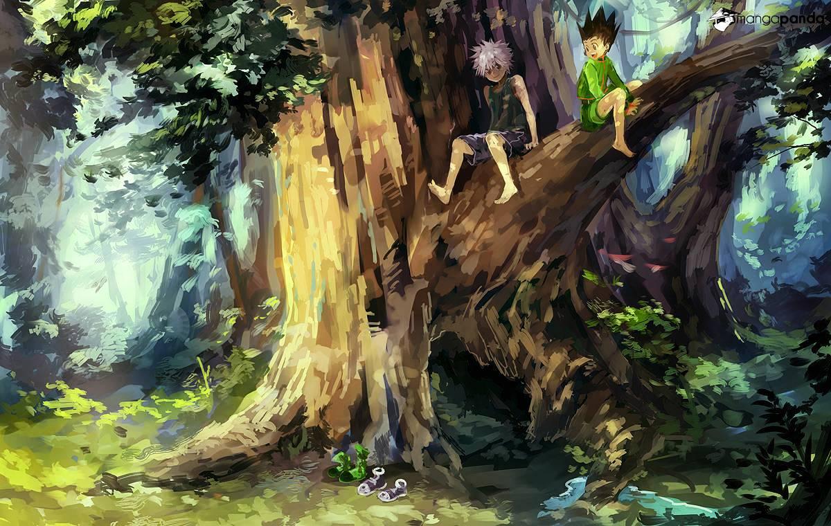 Hunter X Hunter Chapter 341  Online Free Manga Read Image 2