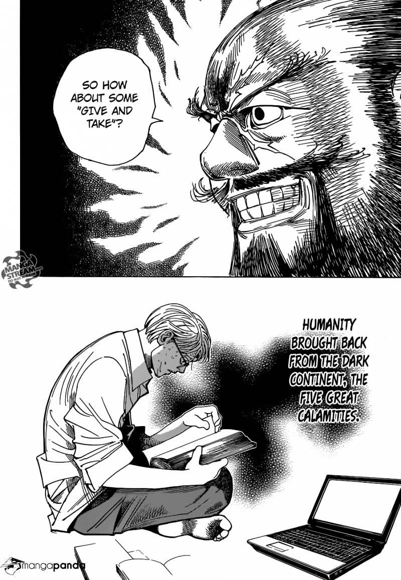 Hunter X Hunter Chapter 341  Online Free Manga Read Image 21