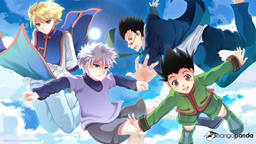 Hunter X Hunter Chapter 341  Online Free Manga Read Image 24