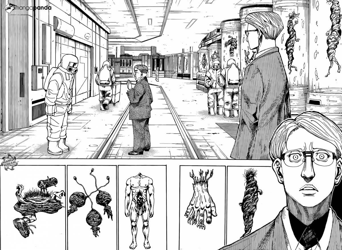Hunter X Hunter Chapter 341  Online Free Manga Read Image 8