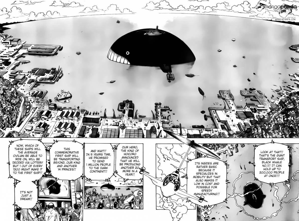 Hunter X Hunter Chapter 342  Online Free Manga Read Image 14