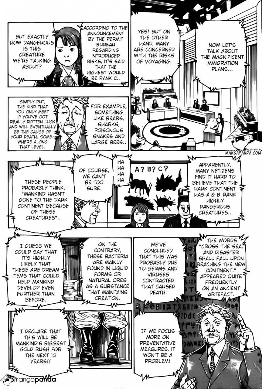 Hunter X Hunter Chapter 342  Online Free Manga Read Image 15