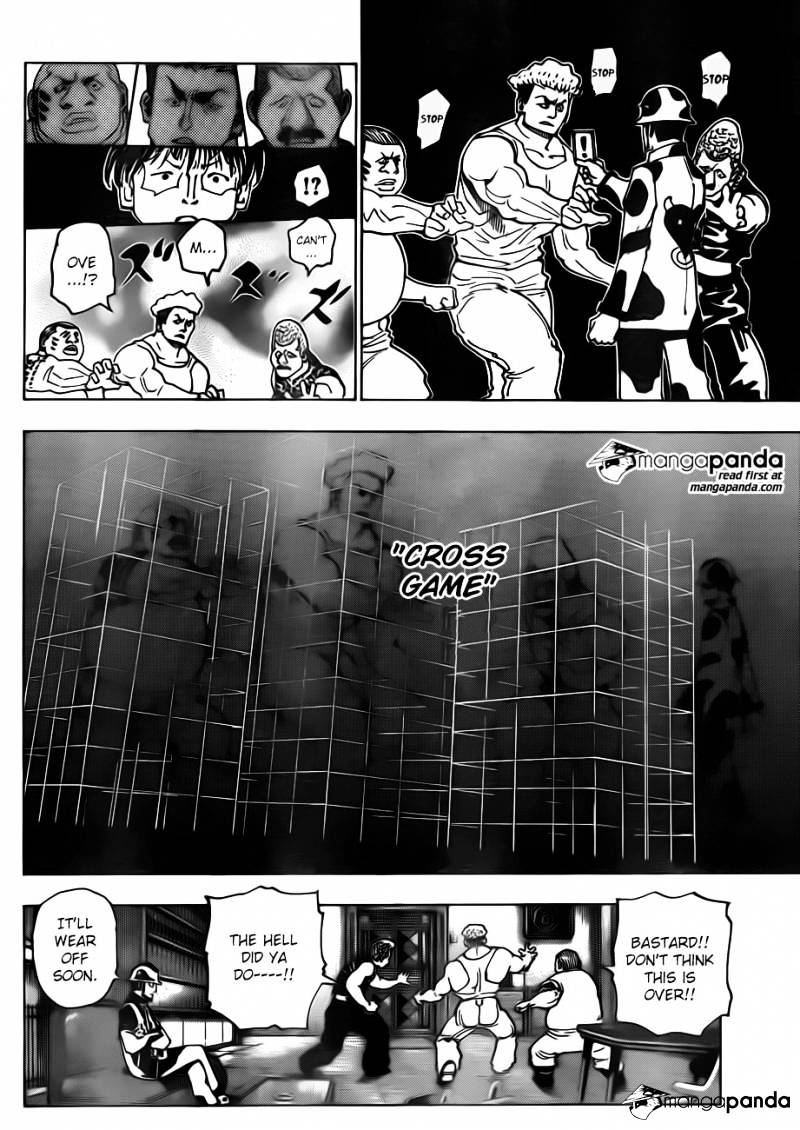 Hunter X Hunter Chapter 343  Online Free Manga Read Image 14