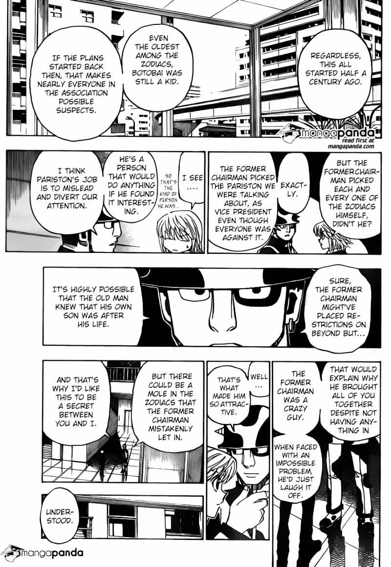 Hunter X Hunter Chapter 346  Online Free Manga Read Image 6