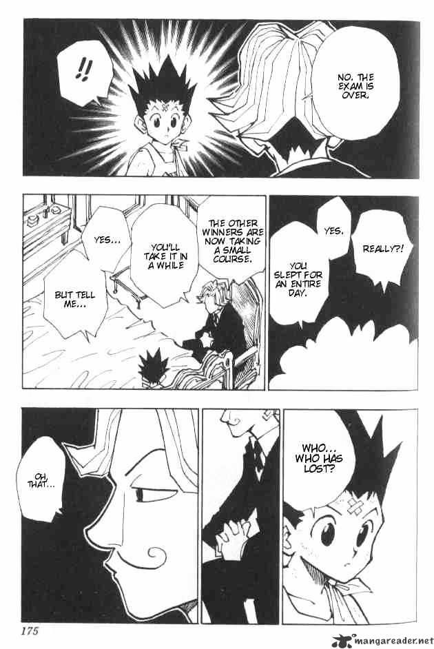 Hunter X Hunter Chapter 35  Online Free Manga Read Image 10