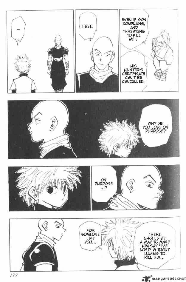 Hunter X Hunter Chapter 35  Online Free Manga Read Image 12