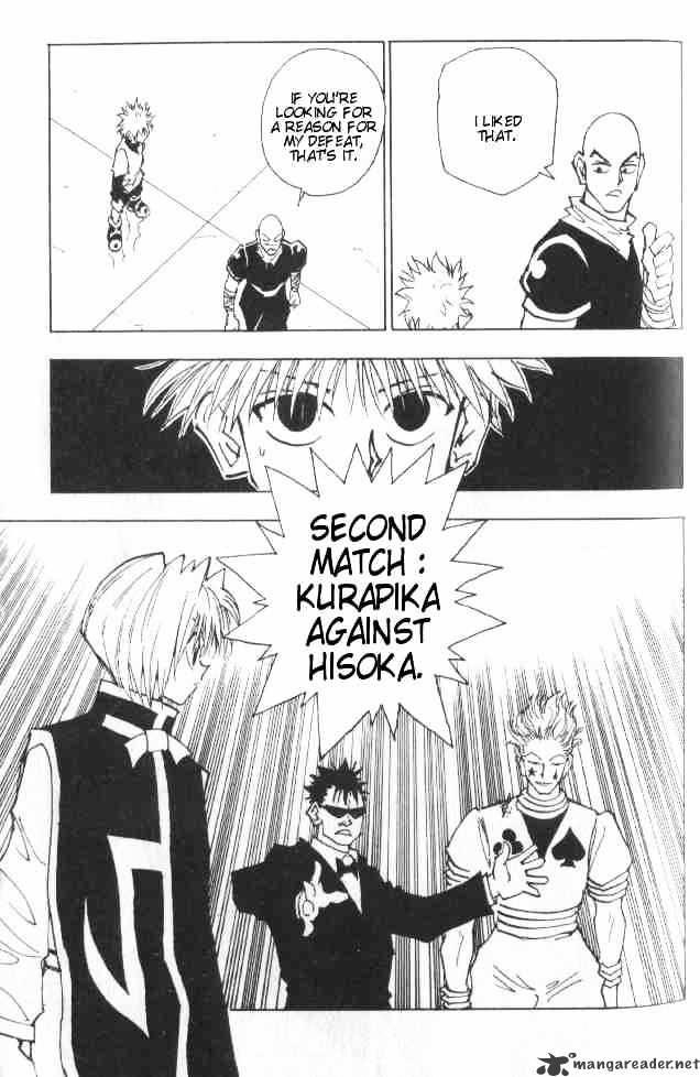 Hunter X Hunter Chapter 35  Online Free Manga Read Image 14