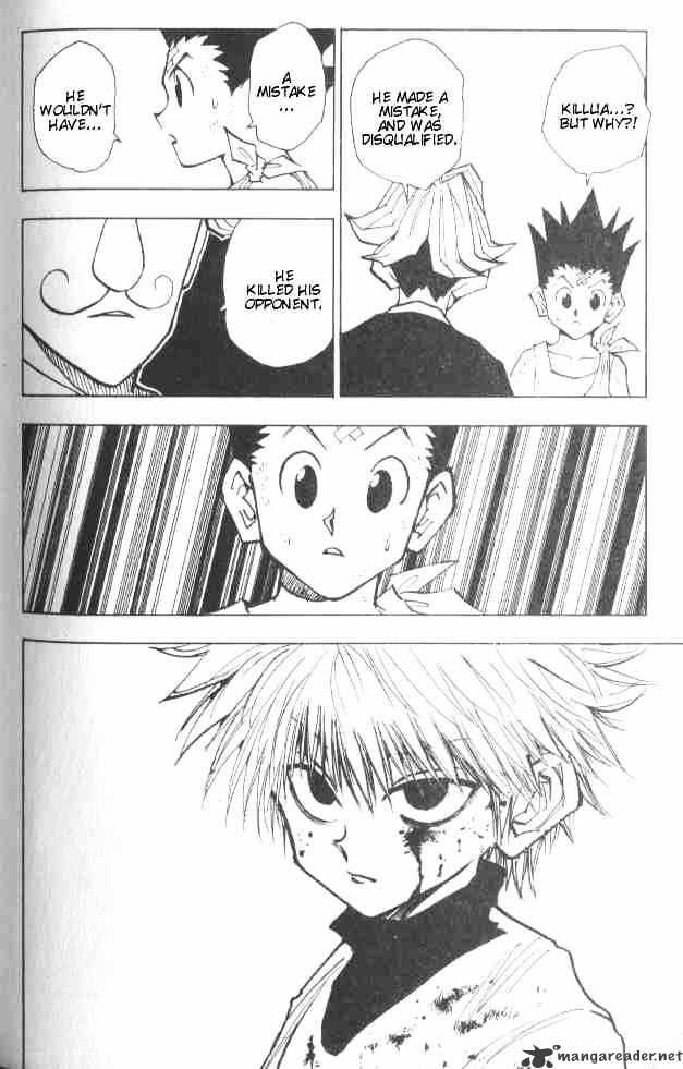 Hunter X Hunter Chapter 35  Online Free Manga Read Image 15