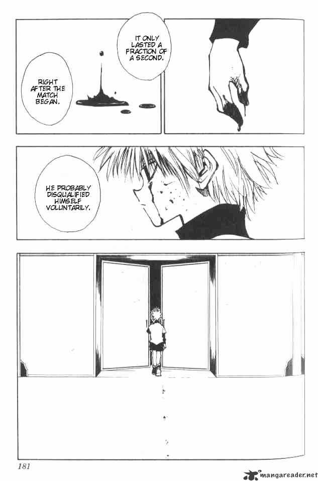 Hunter X Hunter Chapter 35  Online Free Manga Read Image 16