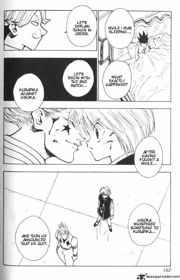Hunter X Hunter Chapter 35  Online Free Manga Read Image 17
