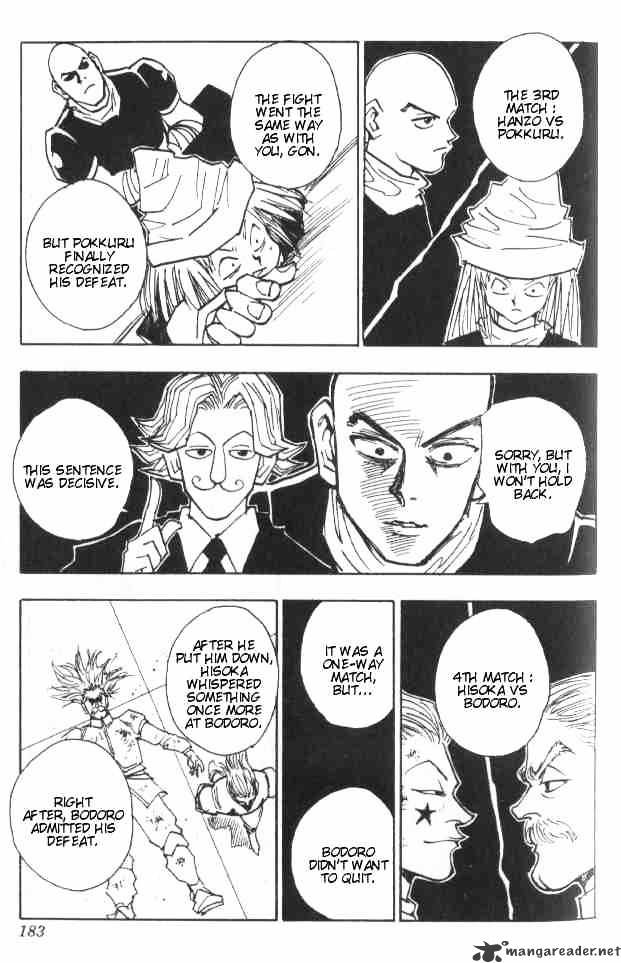 Hunter X Hunter Chapter 35  Online Free Manga Read Image 18