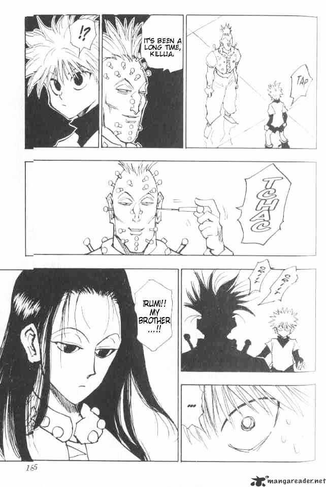 Hunter X Hunter Chapter 35  Online Free Manga Read Image 20
