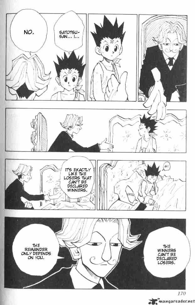 Hunter X Hunter Chapter 35  Online Free Manga Read Image 5