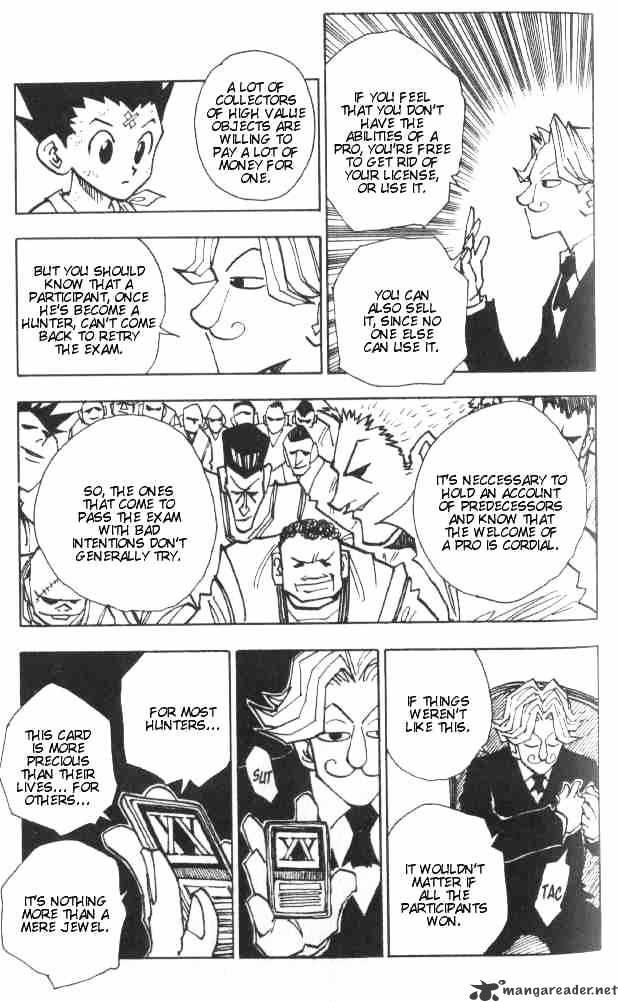 Hunter X Hunter Chapter 35  Online Free Manga Read Image 6
