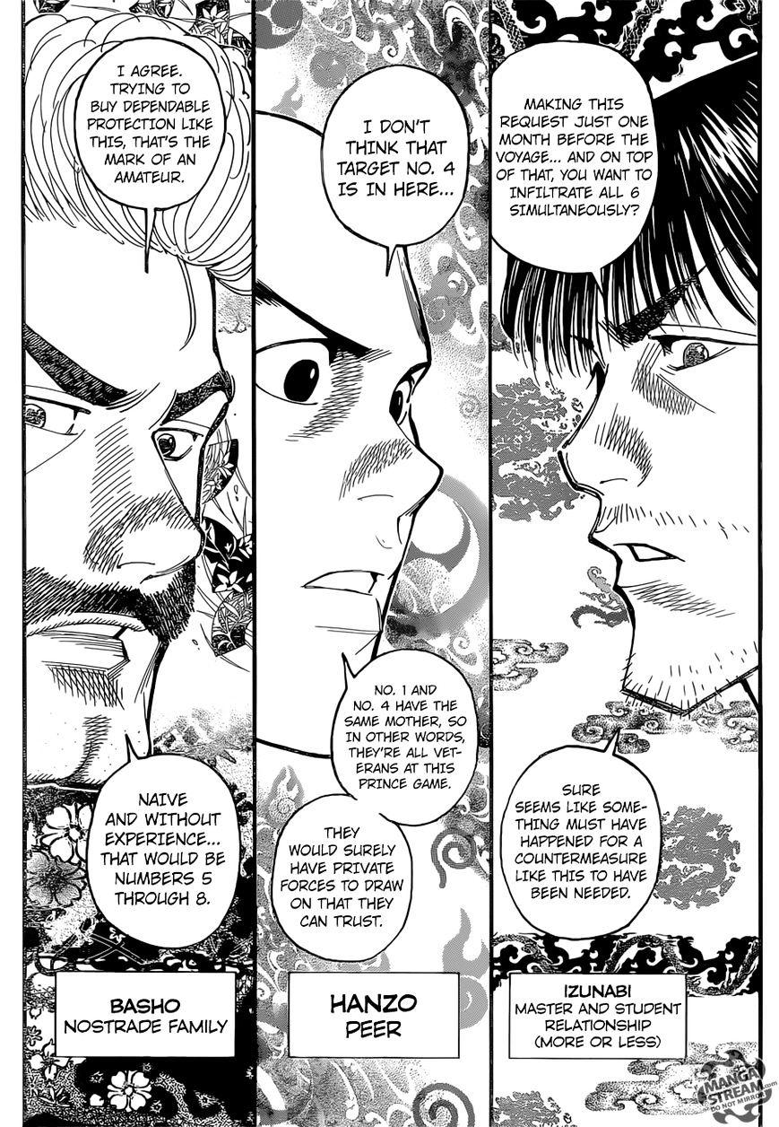 Hunter X Hunter Chapter 350  Online Free Manga Read Image 5