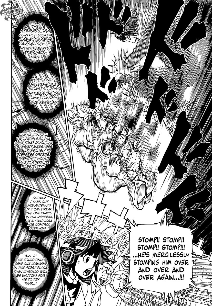 Hunter X Hunter Chapter 351  Online Free Manga Read Image 12