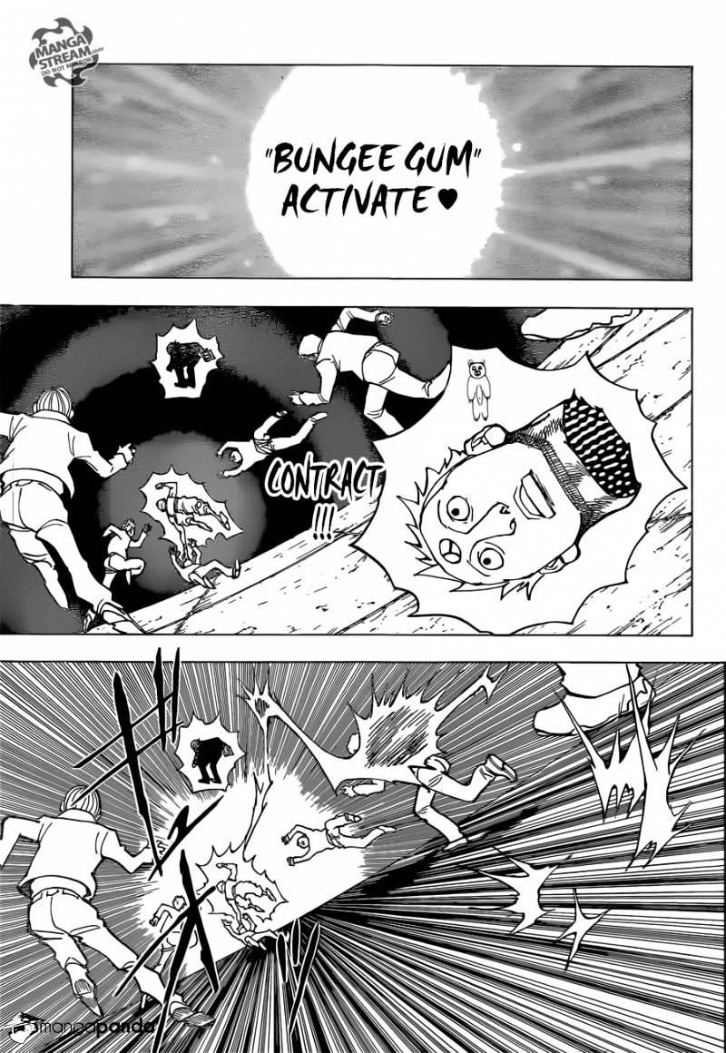 Hunter X Hunter Chapter 353  Online Free Manga Read Image 17