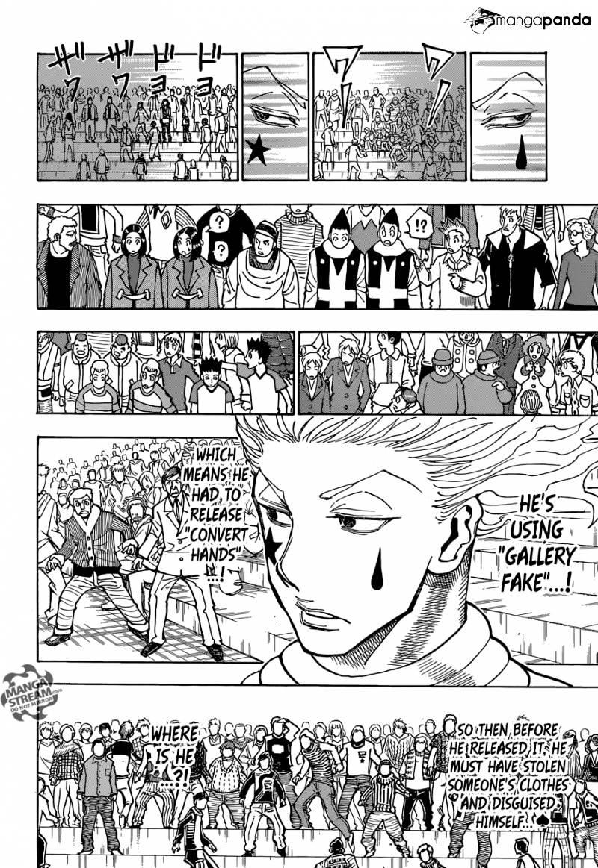 Hunter X Hunter Chapter 353  Online Free Manga Read Image 2